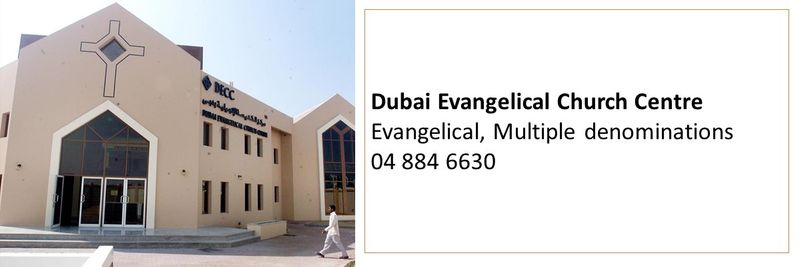 Places of worship in the UAE 60