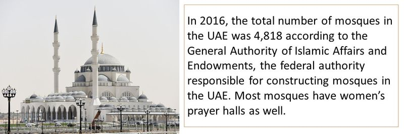 Places of worship in the UAE 6