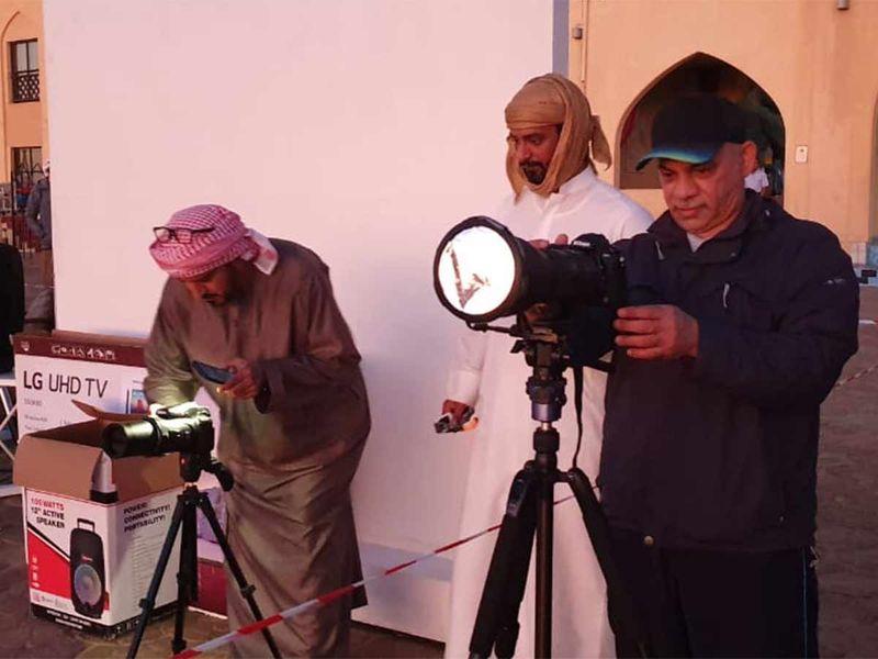 Annular Solar Eclipse in UAE
