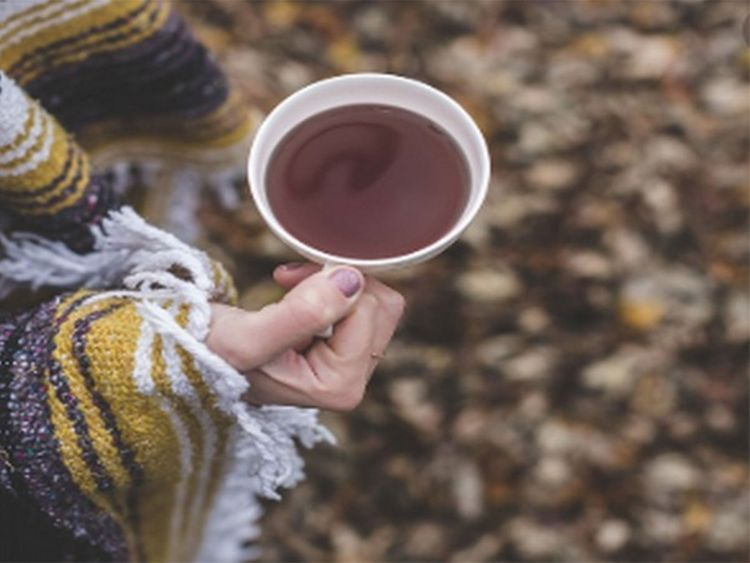 Coffee, tea can keep you in shape this holiday season