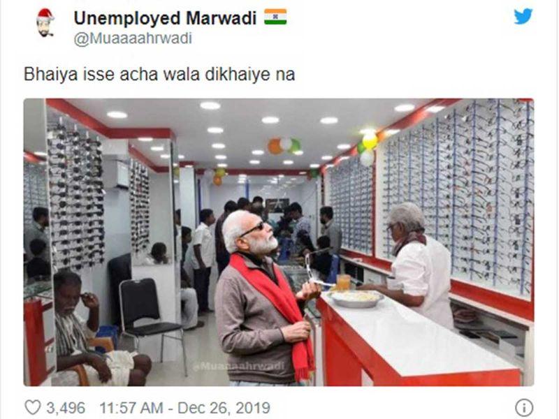Modi meme festival 12