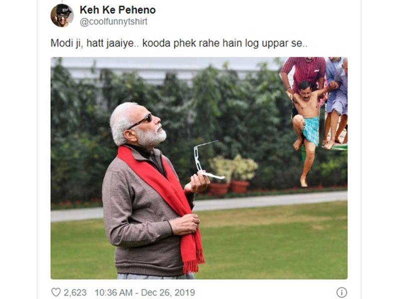 Modi meme festival 6