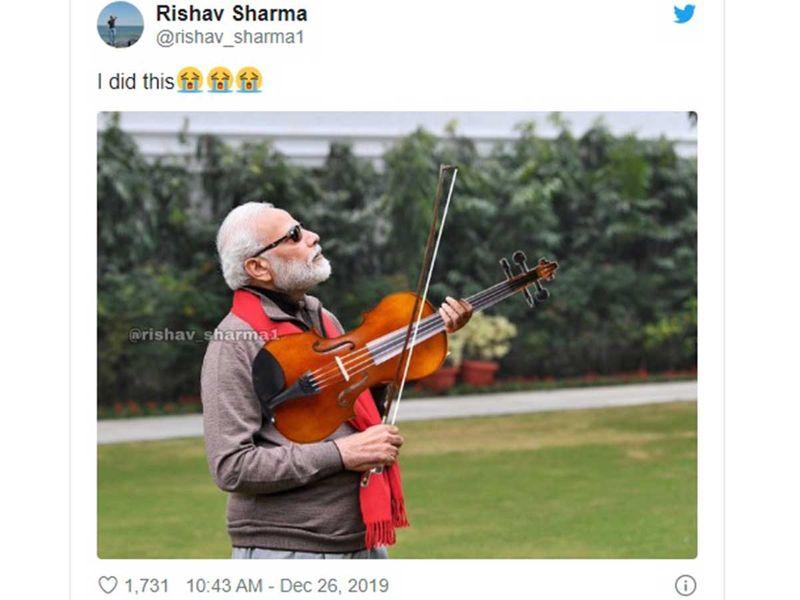 Modi meme festival 9