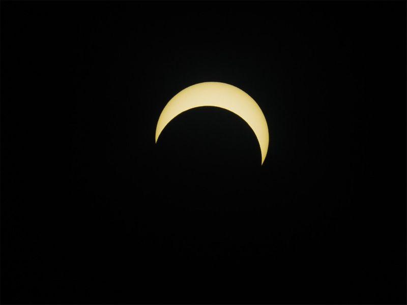 Solar eclipse 2019