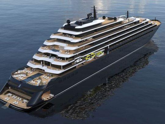 A rendering of the Ritz-Carlton yacht.Source Ritz-Carlton-1577457338603