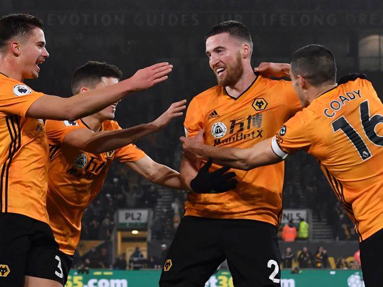 Football-Wolves