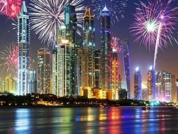 JBR New Year