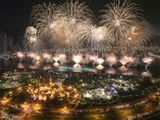 Ras Al Khaimah marvels the world with spectacular New Year's eve fireworks.