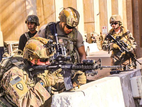 US Iraq