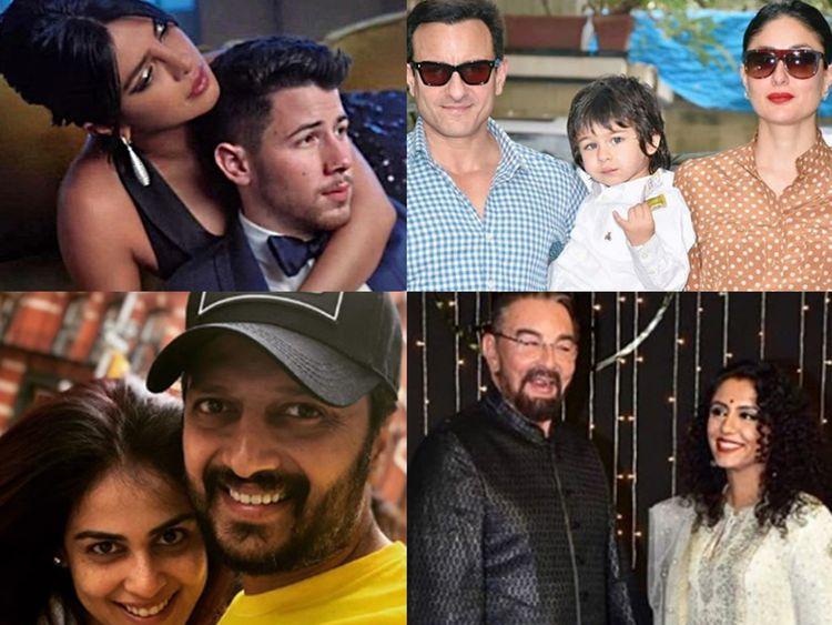 Bollywood Couples With A Big Age Gap Entertainment Photos Gulf News