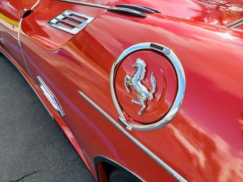 Auto Ugly Ferrari