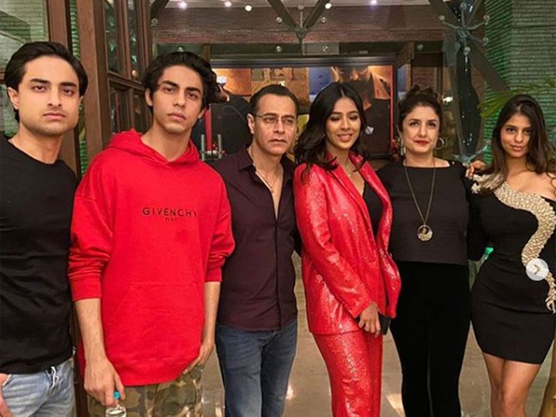 Gauri Khan's latest Instagram pictures are a proof of grand New Year bash at Alibag.