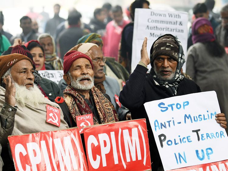 India Man Dead For 6 Years Gets Notice For Anti Caa Protests Offbeat Gulf News