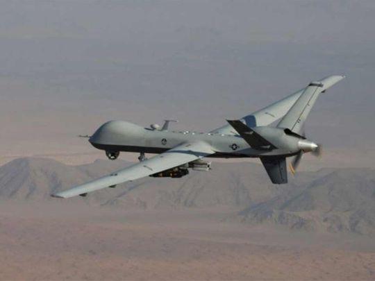 US MQ-9 Reaper