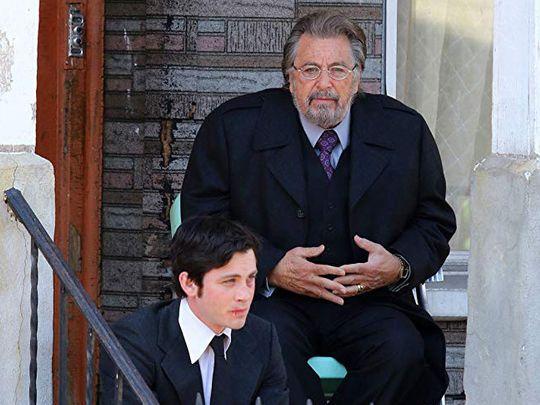 TAB 200105 Al Pacino in Hunters1-1578206479168