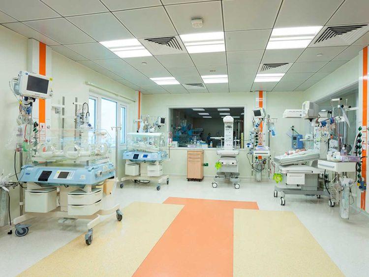 Zulekha Hospital in Sharjah