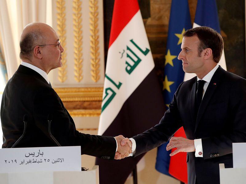 200106 Macron