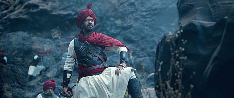 Ajay Devgn in Tanhaji The Unsung Warrior (2020)-1578318604112
