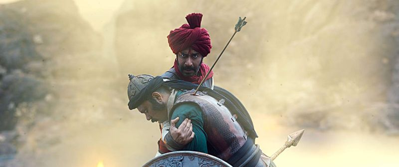 Ajay Devgn in Tanhaji The Unsung Warrior (2020)1-1578318606493