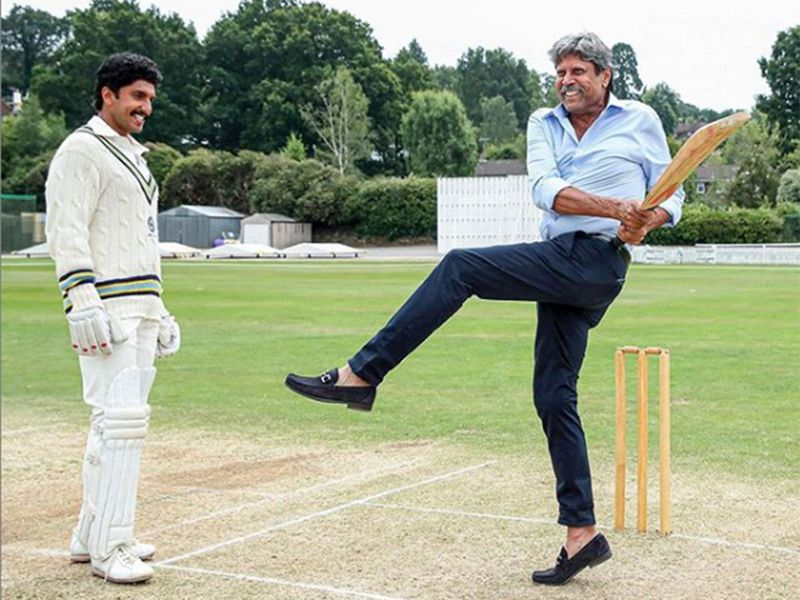 Kapil Dev Turns 61, and Ranveer singh posted a special wish for the legend :