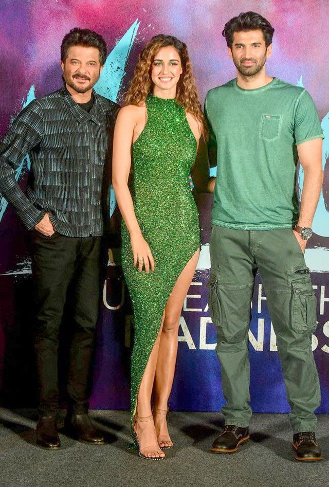 Trailer Launch Of Action Thriller Malang In Pictures Entertainment Photos Gulf News