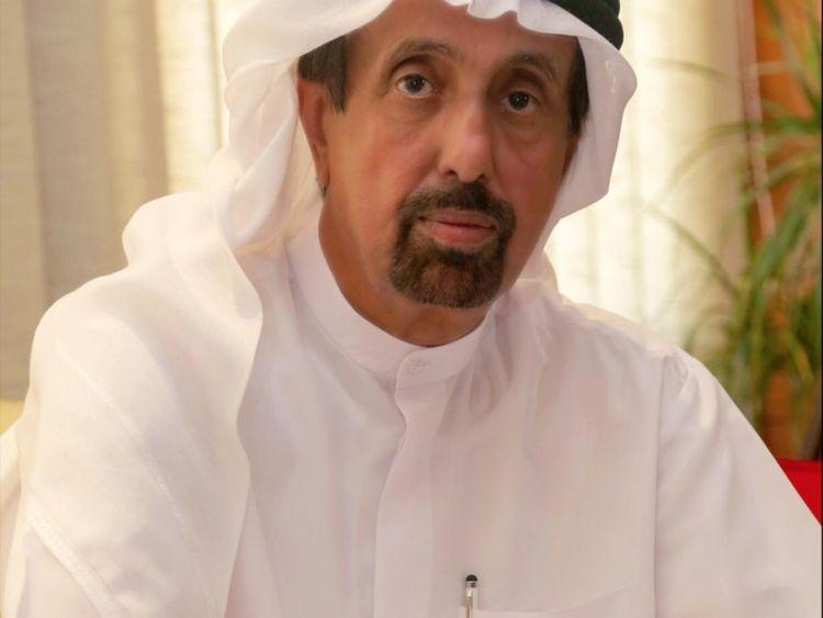 NAT 200106 Dr Hamad Al Shaikh Ahmad Al Shaibani TOL AWARD-1578313629432