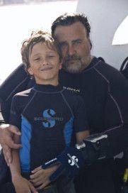NAT Jonathan Ali Khan with son Lucas.JPG-1578314928376