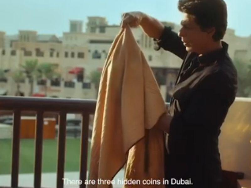 ShahRukh Khan, world's richest actor
