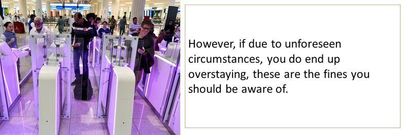 UAE visa overstay fine 3
