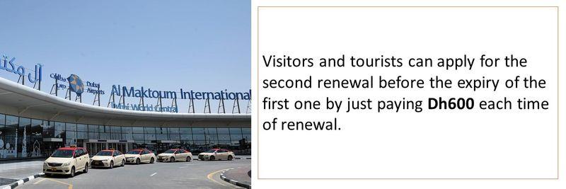 UAE visa overstay fines