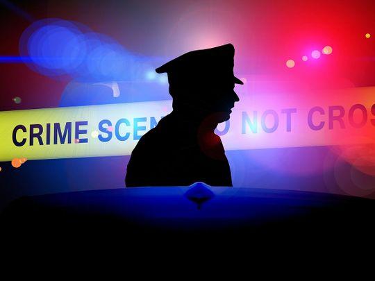 crime scene, police