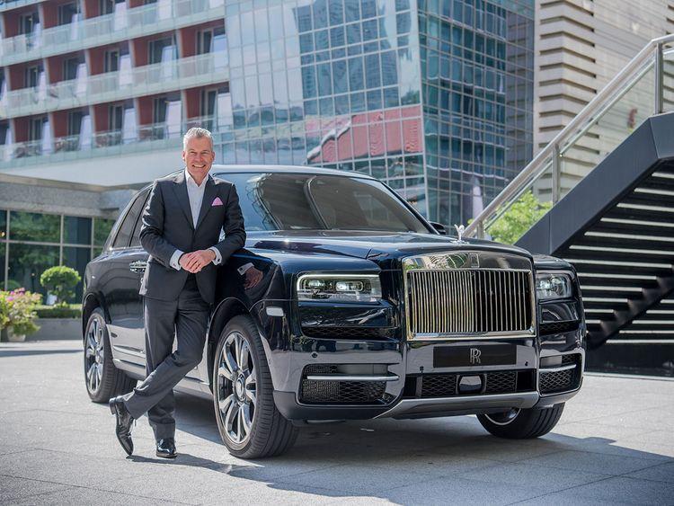 Auto Rolls-Royce