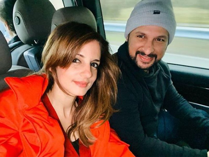 Both Hrithik Roshan and Sussanne Khan love to travel and are always up to explore the world.