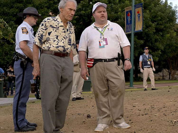 Clint Eastwood and Paul Walter Hauser in Richard Jewell 11112-1578374820144