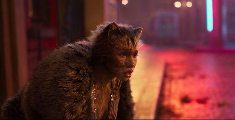 Jennifer Hudson in Cats (2019)-1578387385625