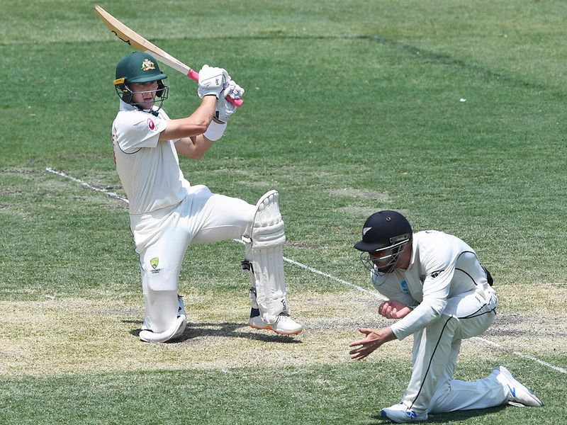 Gum Runs And A Light Sabre Leave The Starry Rise Of Australia S Marnus Labuschagne Cricket Gulf News
