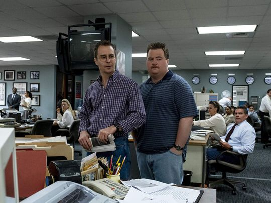 Sam Rockwell and Paul Walter Hauser in Richard Jewell 111-1578375576941