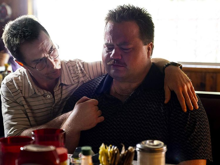 Sam Rockwell and Paul Walter Hauser in Richard Jewell 11111-1578375574177