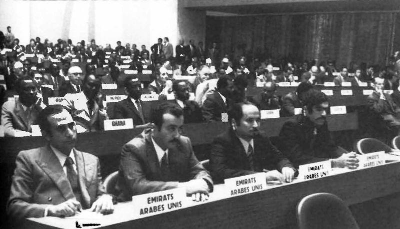 Al Saman at the ILO in Geneva
