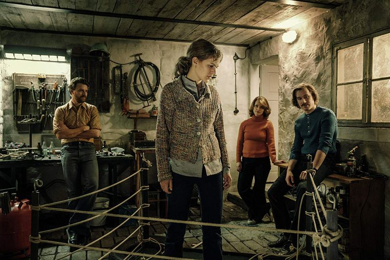 Karoline Schuch, David Kross, Alicia von Rittberg, and Friedrich Mücke in Ballon-1578476831567