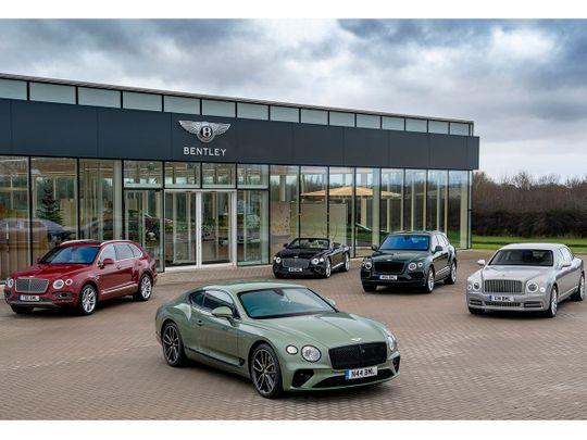 Auto Bentley