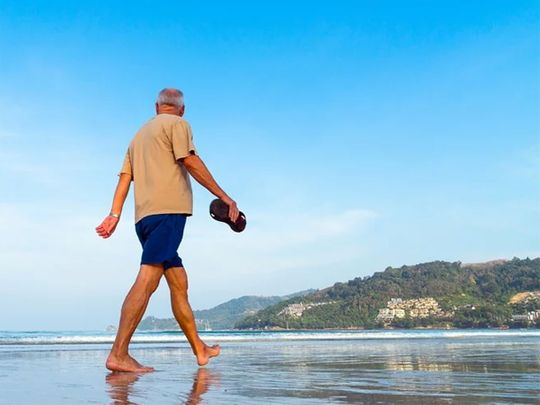 Five healthy lifestyle habits will help you live longer