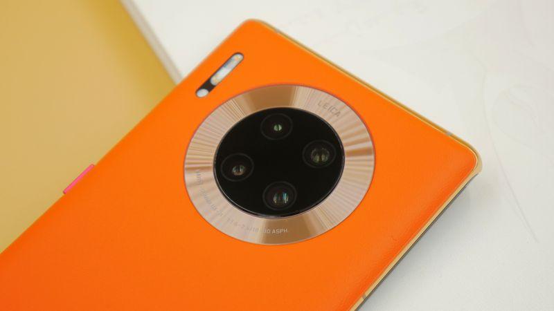 Huawei Mate 30 Pro 5G - Camera