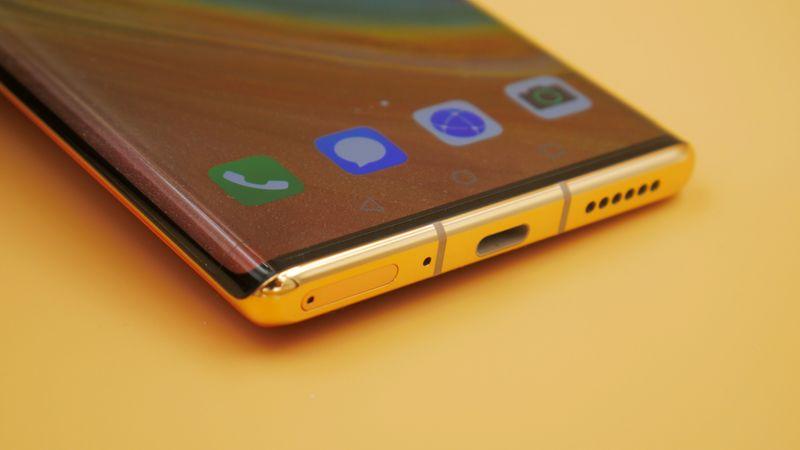 Huawei Mate 30 Pro 5G - Charging