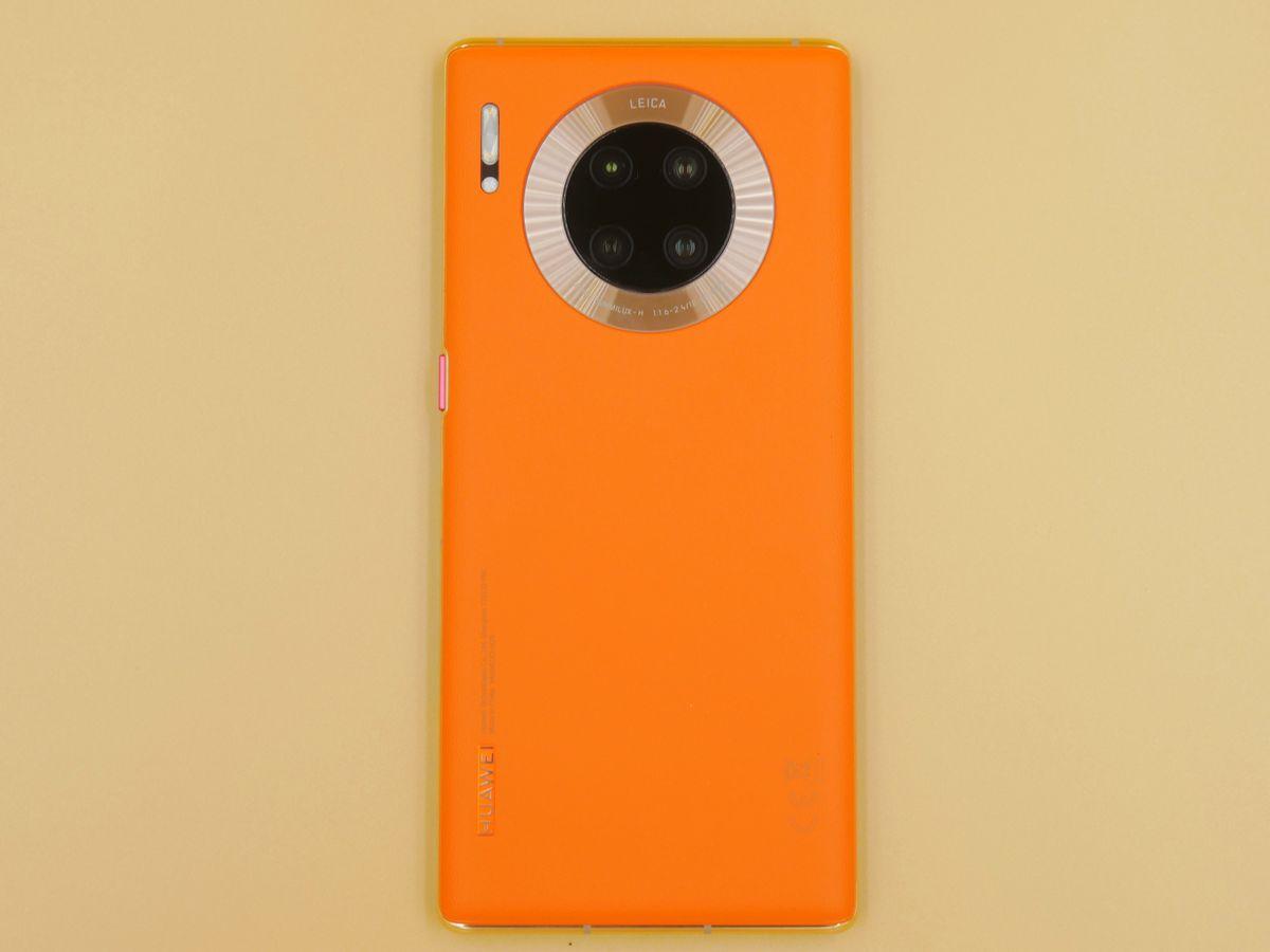 Huawei Mate 30 Pro Vegan Orange