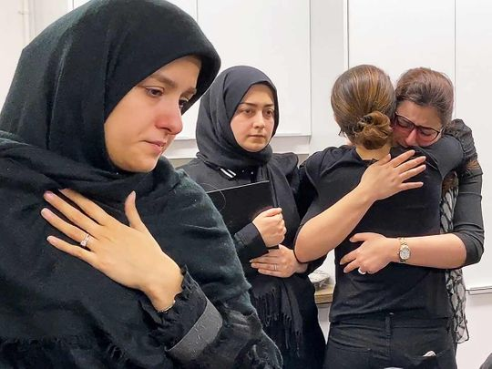 Ukraninan plane crash in Iran
