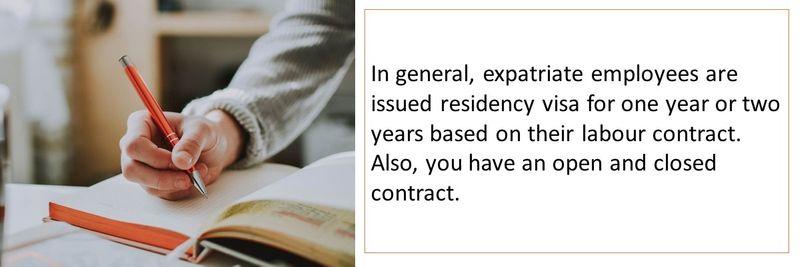 work permit new slide