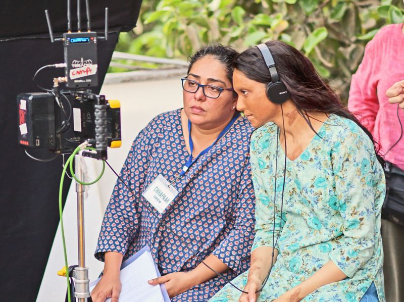 Pic 7 - Meghna Gulzar and Deepika Padukone1-1578751478281