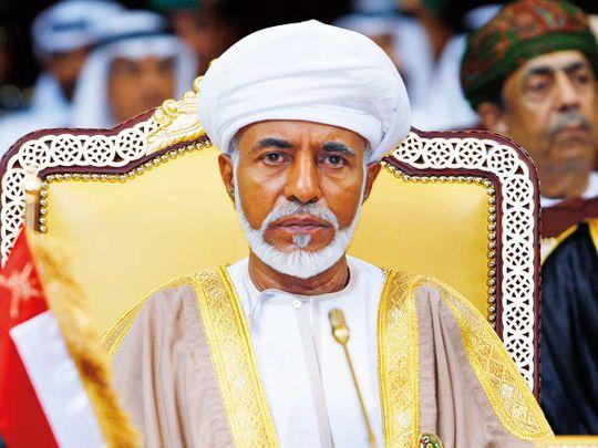 191201 sultan qaboos
