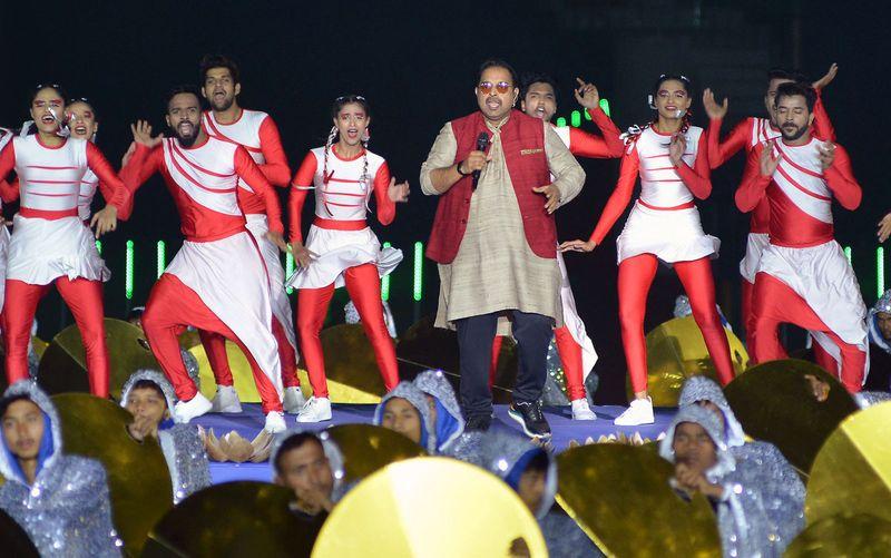 Singer Shankar Mahadevan
